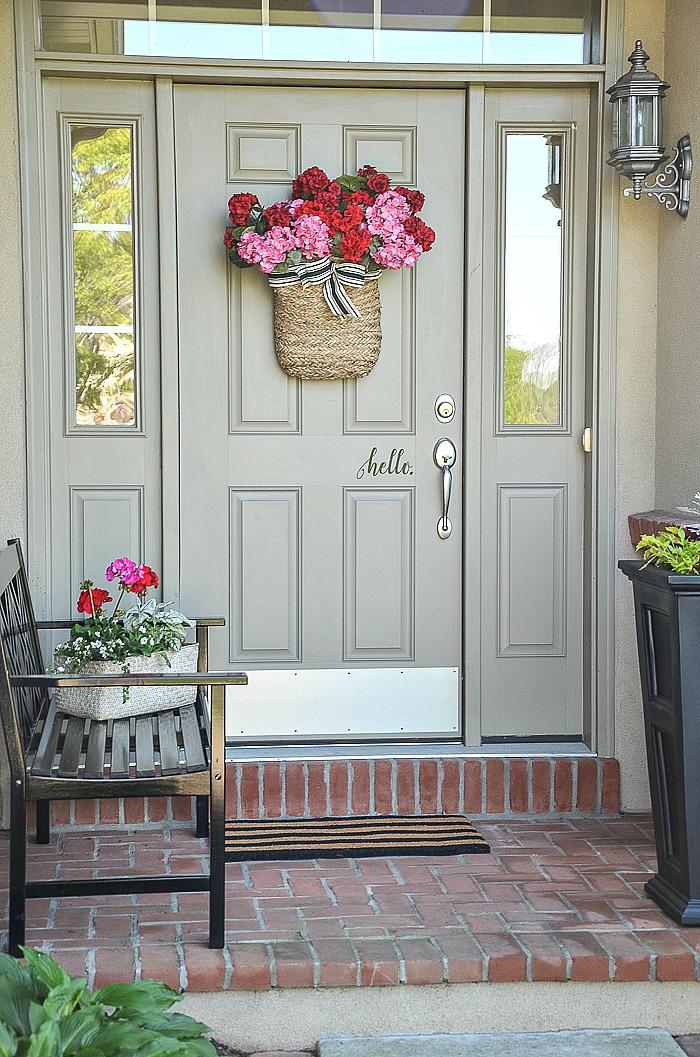 7 small porch decorating ideas stonegable