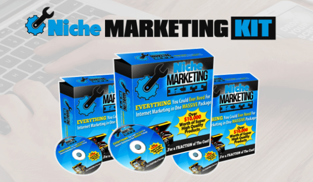 The Niche Marketing Kit 2017 Review – GET BIG BONUSES : Highly Recommended Products by John Thornhill & Dave Nicholson