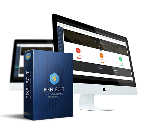 PIXELBOLT - The Ultimate Graphic & Video Creation Tool Review – GET MASSIVE BONUSES : All In One Video And Graphic Editing Suite That Is Simple, Powerful, And Easy To Use To Help You Create Professional High Converting Graphics And Videos For Your Marketing Needs In 3 Minutes Only Or Even Less