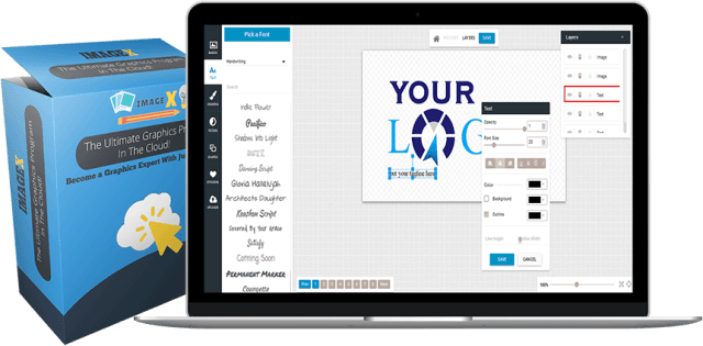 ImageX CONVERT Review – DOES IT REALLY WORK?: 1-Click Software Lets You Put Buy Buttons, Opt-In Forms And Videos Right On Top Of Images