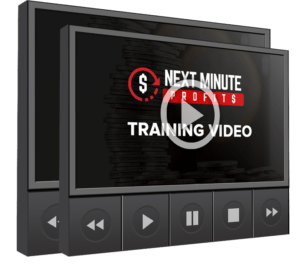 Next Minute Profits Review – GET MONEY-MAKING BONUSES FOR FREE : Discover How A Part-Time Cashier Cracked The Code To $100+ Per Day And How You Can Do The Same, Guaranteed!
