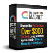 Commission Magnet Review by Glynn And Dr. Abdullah Start Generating A wage Replacing Income By Uploading Cash Magnets To One Of The Most Popular Websites In The World