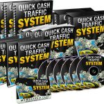 MASTER PLR: Quick Cash Traffic System By Leon Tran Review – IS IT SCAM OR LEGIT? : A Simple System For Generating Massive Traffic That Gets Results!