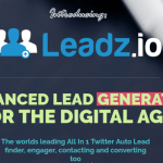 Leadz Review – IS IT SCAM? : The Only 'Crystal Ball' That You Need For Your Business [The Advance Generation For The Digital Age Helps You Generate Leads For Your Business Using Twitter]