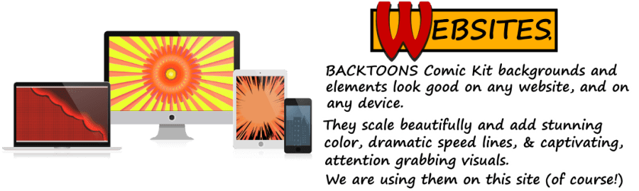 Backtoons Comic Kit Review – SHOULD YOU TRY IT? : Create Compelling Content, Grab Your Visitor With Page Turning, Action Packed Content, And Turn Bored Visitors Into Raving Fans