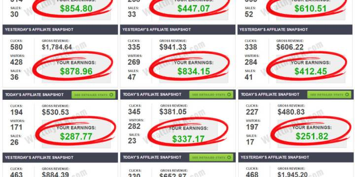 [4 Days Only] Steal Our $33,777.94 Campaign (May 2017) Review – SHOULD YOU JOIN IT? : Copy – Paste – Send [Discover How Jonathan Teng And Sharon Lai Made $33,777.94 In May 2017!