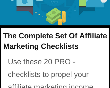Endless Affiliate Profits – 20 Pro Checklists Review – WHY DO YOU NEED IT? : The Complete Set Of Affiliate Marketing Checklist To Propel Your Affiliate Marketing Income
