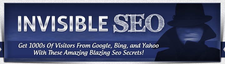 [DON'T BUY BEFORE YOU READ] Invisible Seo Secrets 2017 By Dougp Review : Get 1000s Of Visitors From Google, Bing, And Yahoo With These Amazing Blazing Seo Secrets!