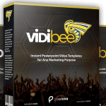 VIDIBEE – Instant Powerpoint Video Maker Tools Review – DO YOU TRULY NEED IT? : Enable You To Create Stunning And Engaging Animated Video By Your Own Hands Just In Minutes, Using Only Powerpoint