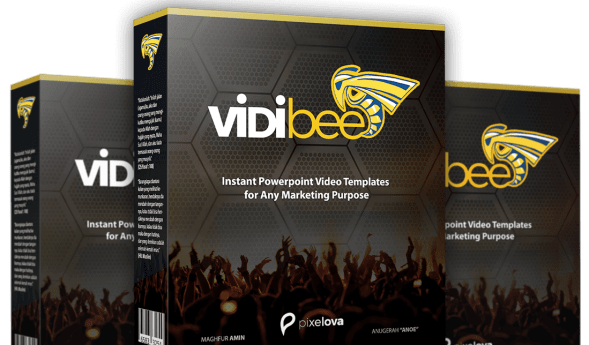 VIDIBEE review – Now you will be able to create stunning and engaging animated video by your own hands just in minutes, using only Powerpoint. NO plugins required, NO Adobe Premier, NO After Effects. Just click – Replace – Export from Inside your Powerpoint.
