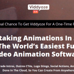 [DON'T BUY BEFORE YOU READ] Viddyoze Commercial Review : Breathtaking Animation In 3 Clicks, With The World's Easiest Full-Auto Video Animation Software