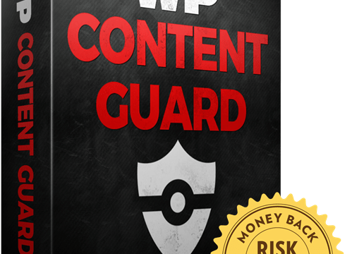 """[DON'T WAIT!] WP Content Guard By Mark Hess and Michael Thomas Review : WARNING! """"Internet Thieves"""" Are Destroying Your Business + How To Stop Them With Just 1-Click"""