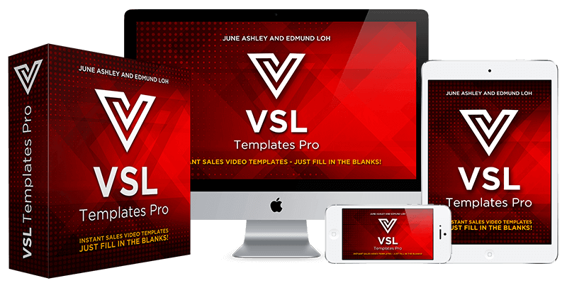 [SCAM OR WORTHY?] VSL Templates Pro Review : A Collection Of 15 Powerpoint Themes Designed By June Ashley And Edmund Loh That Gives You Ability To Creating High-Converting Sales Video In Just Minutes!