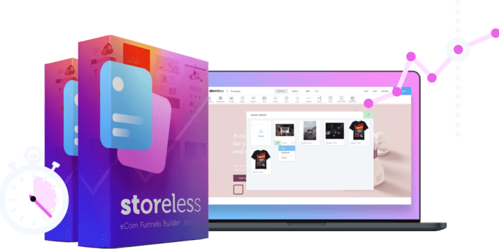 Storeless AppBy VILINOX LLC Review – SHOULD YOU TRY IT? : A Brand New Revolutionary Software For Building Single Product eCom Funnels That Convert 5X More Than A Regular eCom Store