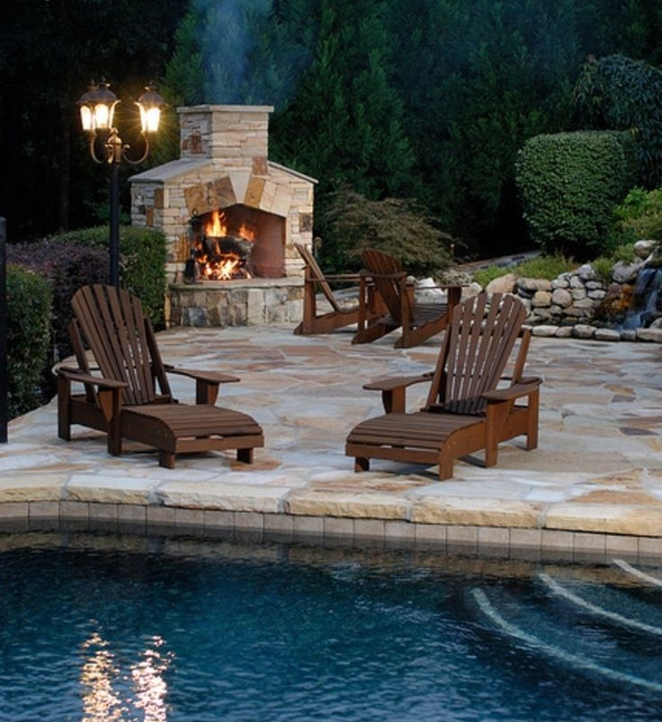Outdoor Fireplace Plans - Building Your Own Fireplace on Building Your Own Outdoor Fireplace id=71927