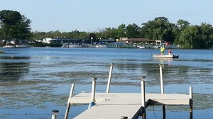 dock. boat. Castaways