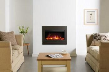 Gazco Riva2 670 Electric Designio2 Steel Fire