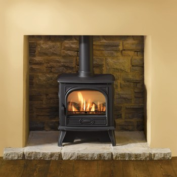Traditional Dovre 280 Gas Stove