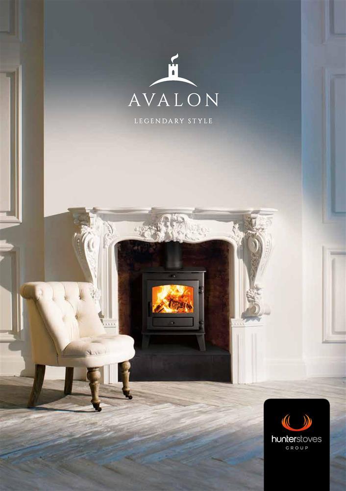 Avalon Stove Brochure