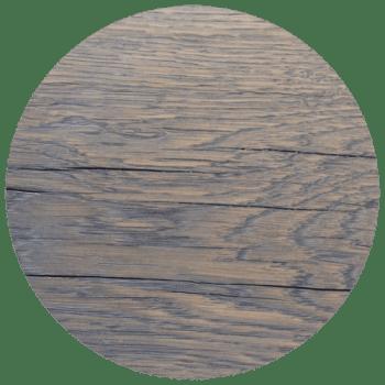 Solid Oak Beam Grey Finish