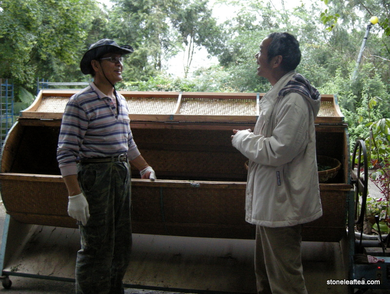 Master Li and Mr. Liao