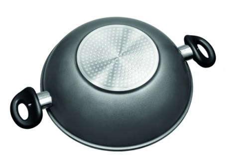 Stoneline Wok with induction plate
