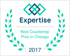 Expertise Logo 2017 Best Countertop Pros in Chicago
