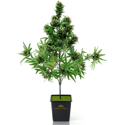 Artificial Cannabis Plant