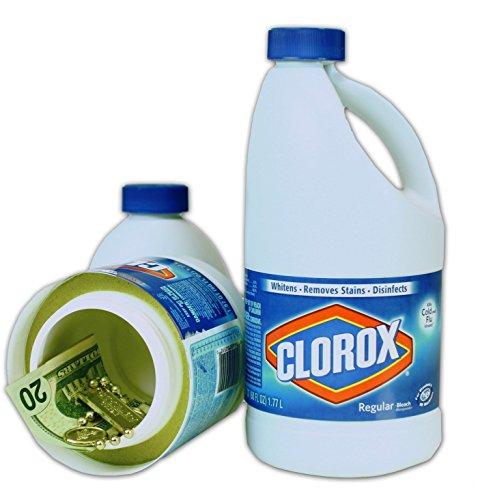 Clorox Bleach Stash Safe