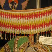 African Trade Bead display 013