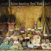 Indian Bead Display #1 003
