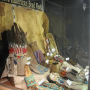 Indian Bead Display 1 004