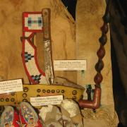 Indian Bead Display #1 008