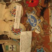 Indian Bead Display #1 010_0