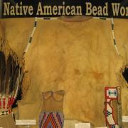 Indian Bead Display #1 012