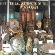 Ivory Coast Artifacts 068