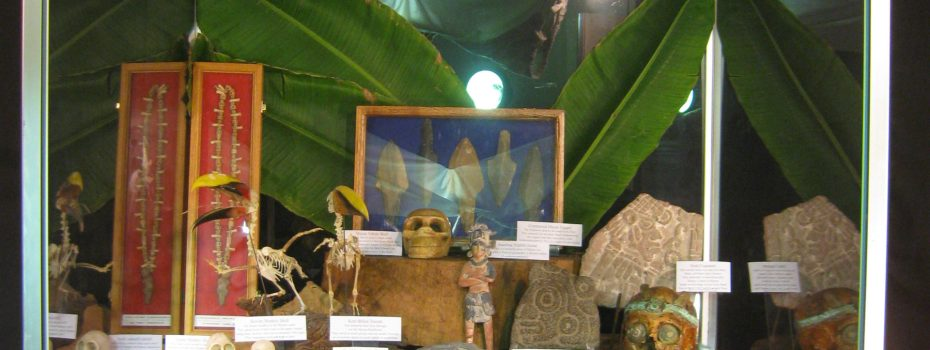 Mayan Culture Artifacts