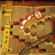 Native American Weapons – Historic Period 005