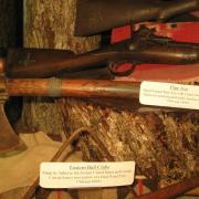 Native American Weapons – Historic Period 010
