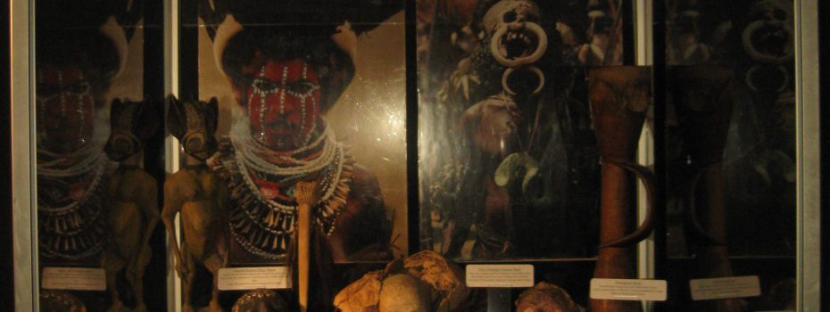 New Guinea Headhunters