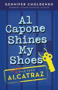 Al Capone Shines My Shoes book cover