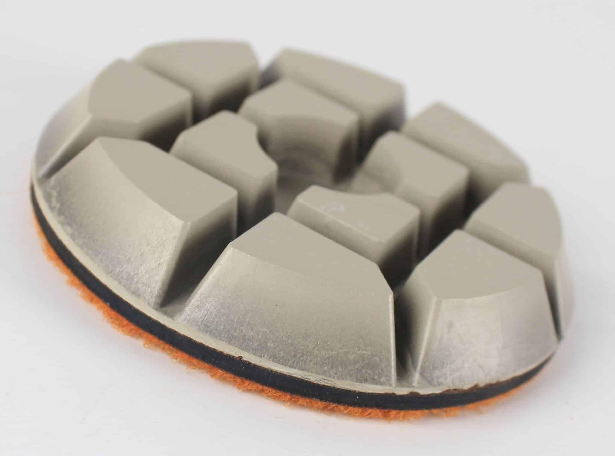 3 inch Concrete Floor Polishing Pads, Concrete Polishing Tools 30-3000grit