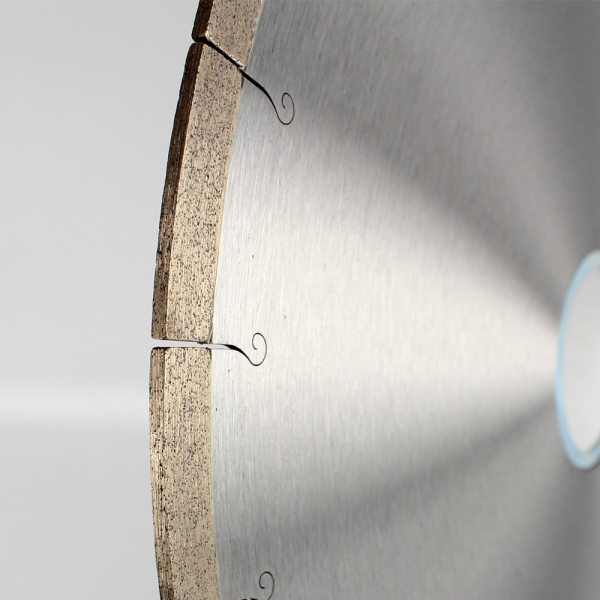 Diamond Bridge Saw Blade Cutting Disc For Dekton Porcelain-Best Quality | 14 Inch/350mm