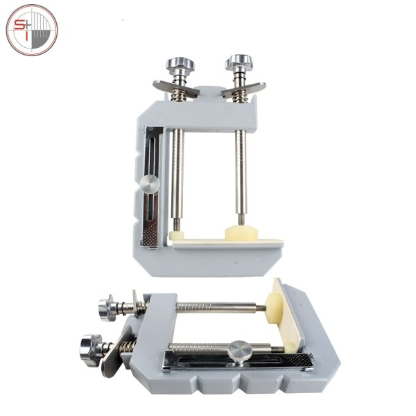 granite miter clamp for stone, install tooling tools