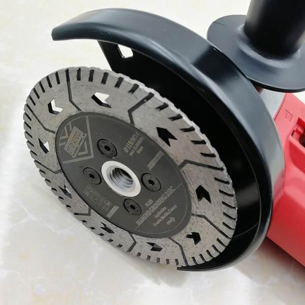 Diamond Dual Cutting Wheel
