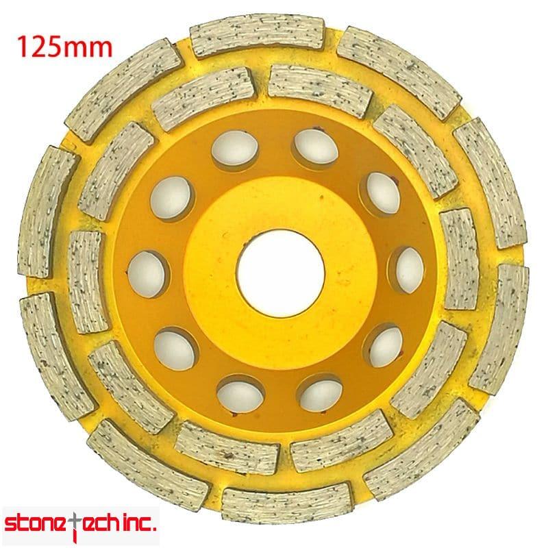 Diamond Segment Grinding Wheel Cup Disc Grinder Concrete Granite Stone Cut