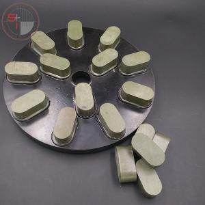 Segment for Diamond Resin Grinding Disc Granite For Auto Polishing Machine
