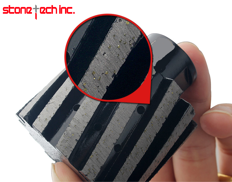 Diamond Drum Wheel For Polishing Grinding Stone Sink