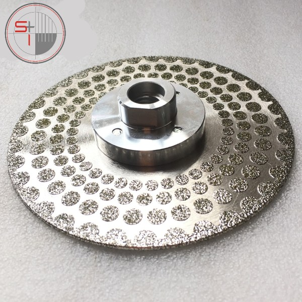 Electroplated Diamond Cutting Disc Blade for marble
