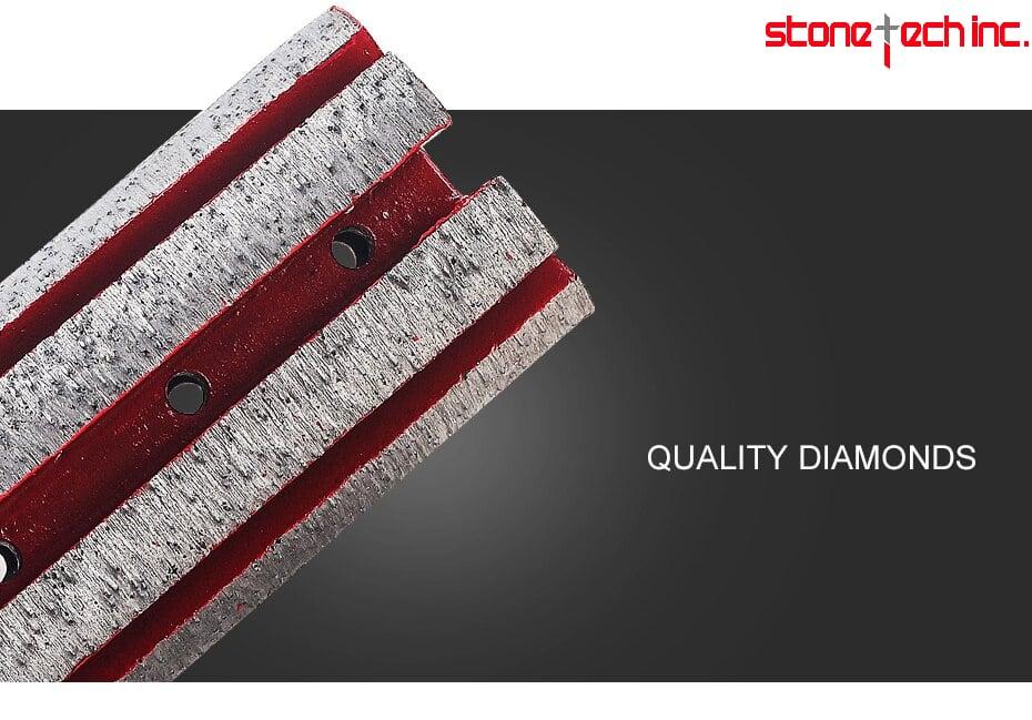 Diamond CNC finger bits